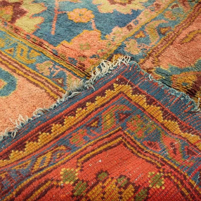 Carpets a Flying Success with Wall-to-Wall Bids...