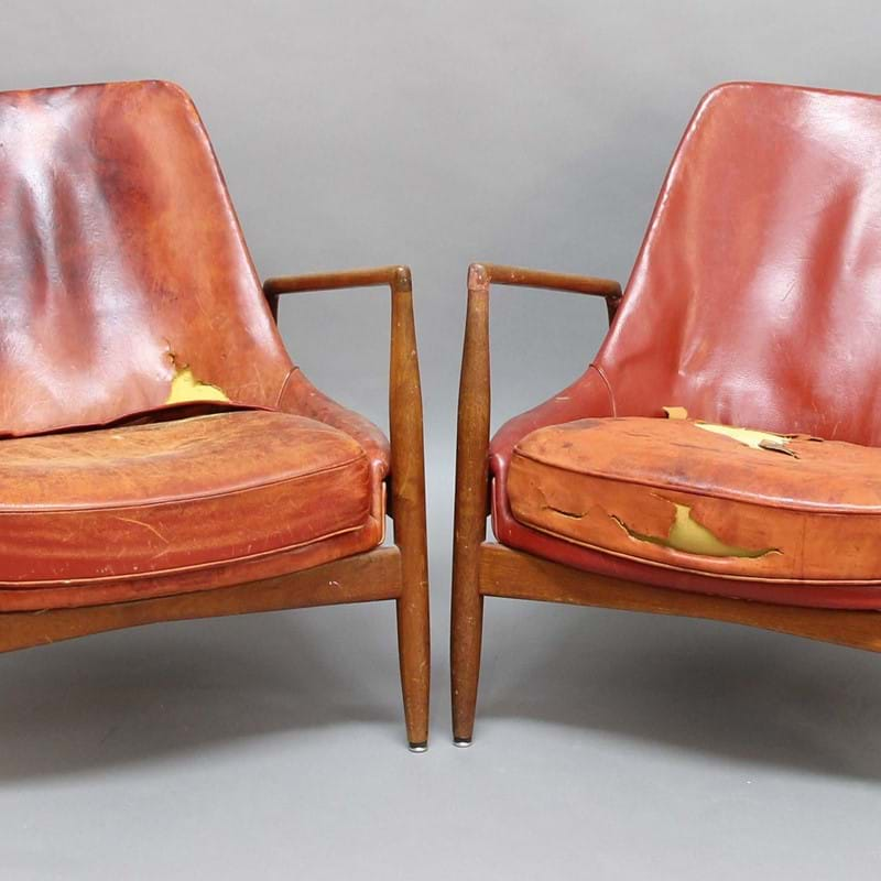 The Best Seats in the House: Danish Designer Chairs Make Over £6000...