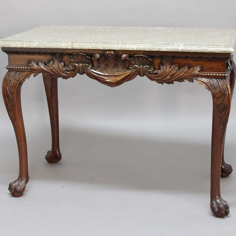 Side table takes centre stage in furniture auction...