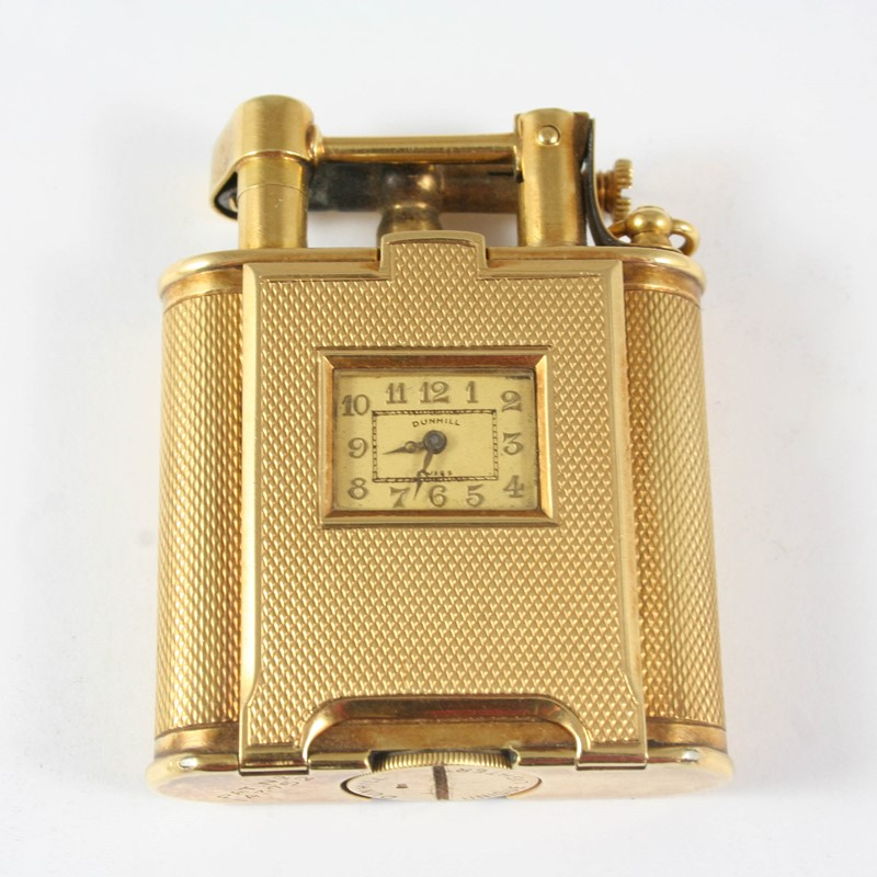 Rare Lighter Blazes Away at Auction...